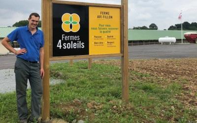Jérémy FILLON, turkey farmer – 3 500 m²