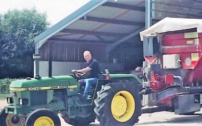 Jean-Michel CHOQUET, turkey farmer – 7 400 m²